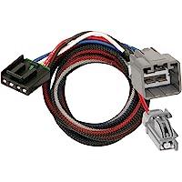 Tekonsha 3023-P Brake Control Wiring Adapter for RAM, Silver