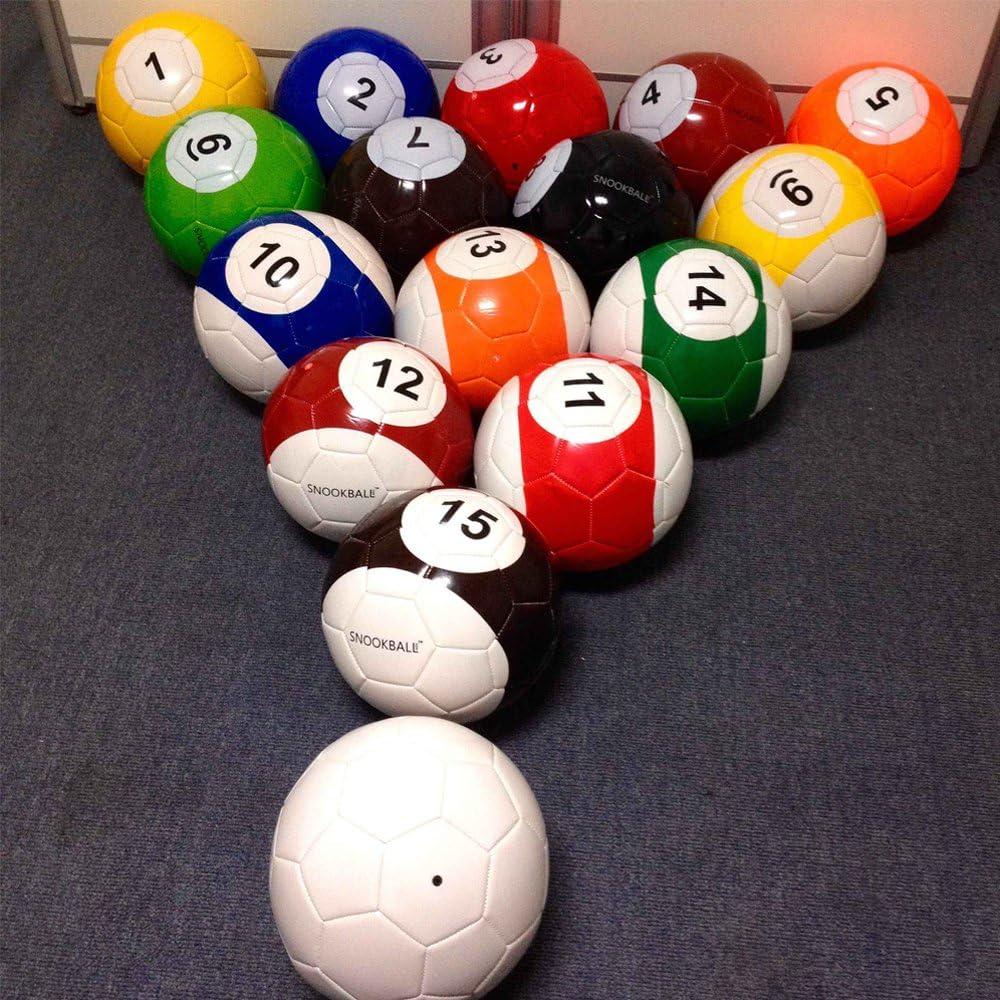 ibigbean snookball Juego Inflable Fútbol Accesorios # 3/# 4/# 5 ...