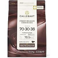 Callebaut Dark Couverture Callets 70% (2.5kg)