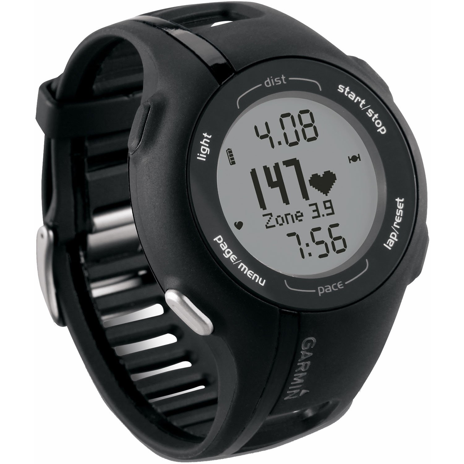 wrist blue rate based reg with garmin product watches watch h running forerunner gps b heart c frost photo