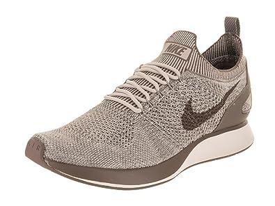 Nike Mens Air Zoom Mariah Flyknit Racer String/Dark/Mushroom Running Shoe 12 Men US