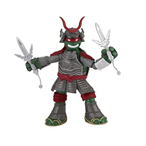 Nickelodeon Teenage Mutant Ninja Turtles Samurai Raphael Basic Action Figure