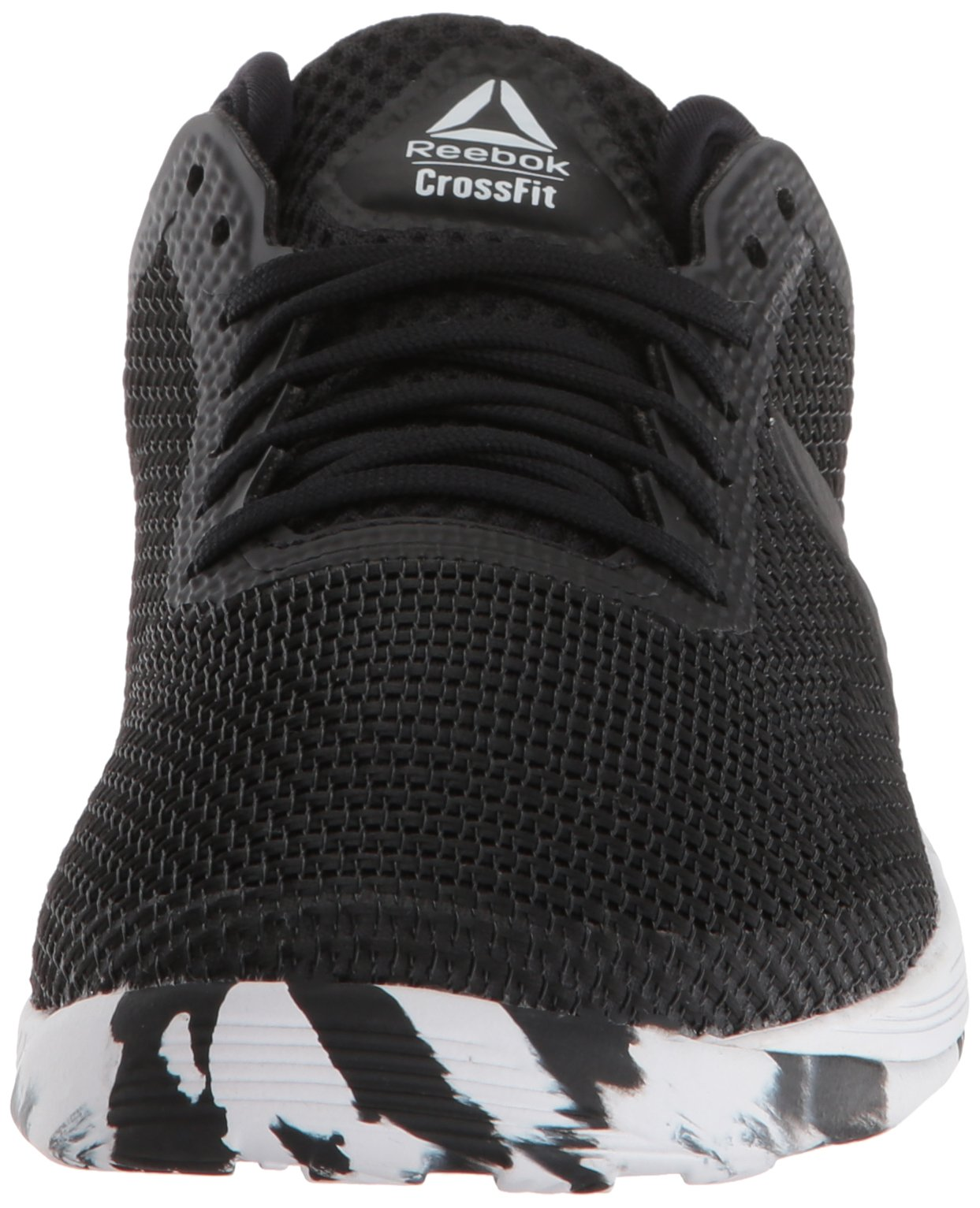 Reebok Women's CROSSFIT Nano 8.0 Flexweave Cross Trainer, Black/White/Twisted Pink, 5 M US by Reebok (Image #4)