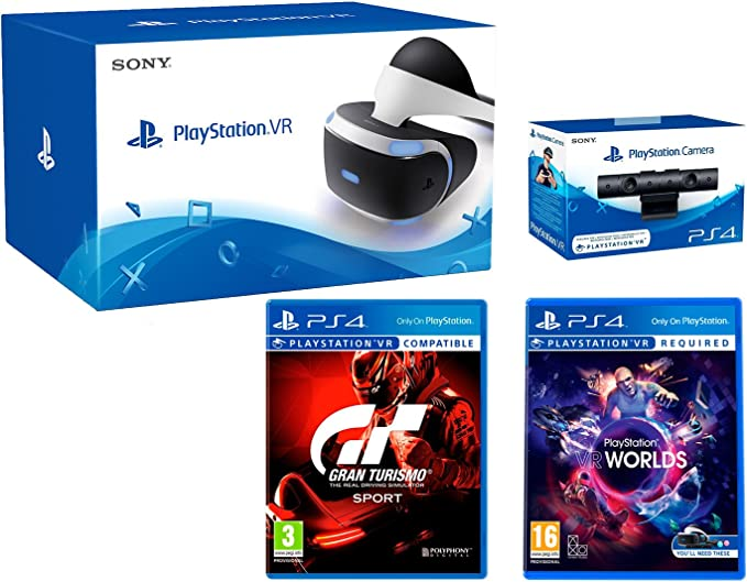 PlayStation VR +