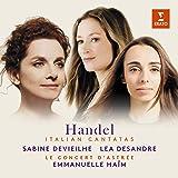 Sabine Devieilhe, La Desandre, Le Concert d'Astre / Emmanuelle Ham
