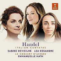 Handel - Italian Cantatas (Aminte e Fillide, Lucrezia, Armida abbandonata)