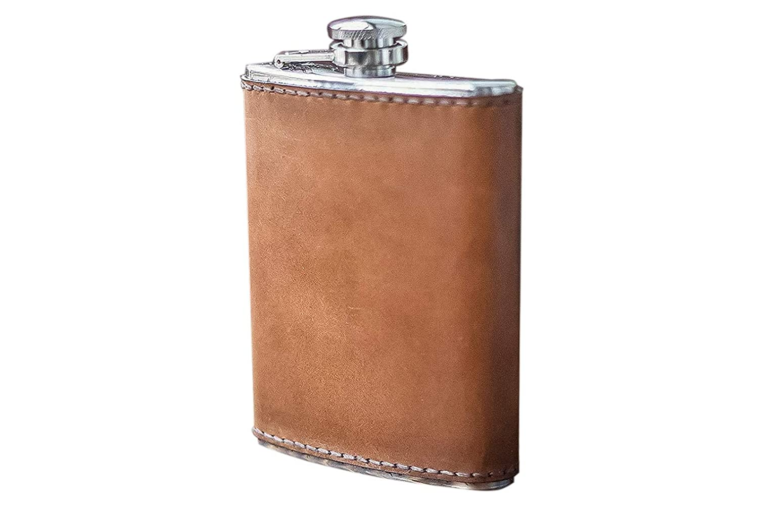 Leather Flask Personalized Flask Engraved Flask Monogrammed Flask Whiskey Flask Groomsman Gift Mens Flask Steel Flask Grooms Gift For Him Handmade