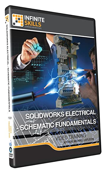 SolidWorks Electrical - Schematic Fundamentals - Training ... on ladder logic training, pneumatics training, plc programming training, manual training, lubrication training, maintenance training,