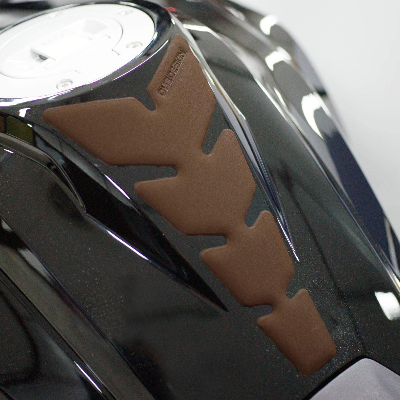 Universal Tankschutz Soft Touch Universal Tank Pad Grigio Pelle Auto