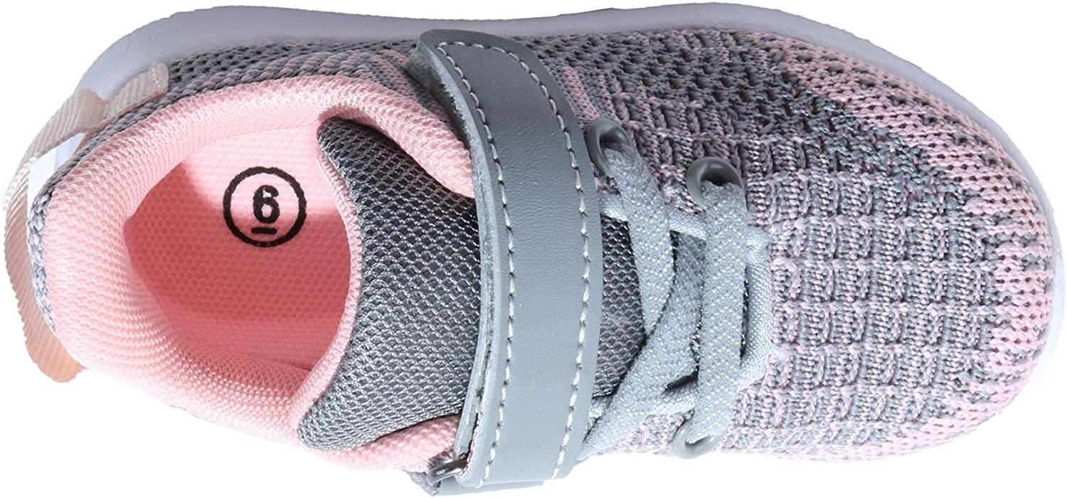 G GEERS Kids Girls Fashion Sneakers Casual Sports Shoes