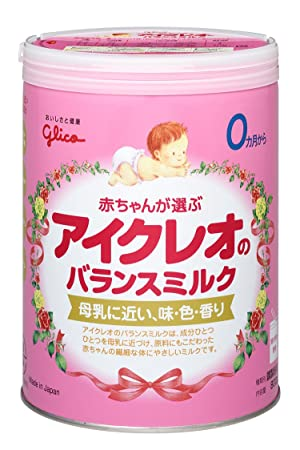「アイクレオのバランスミルク」の画像検索結果