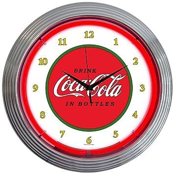 Amazoncom Neonetics Drinks Coca Cola 1910 Classic Neon Wall