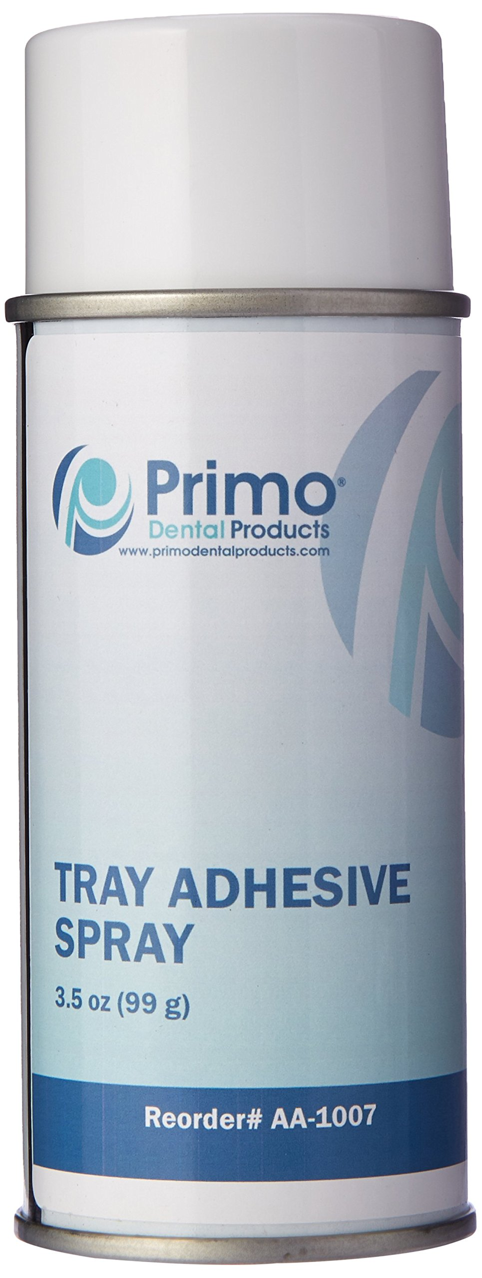 Primo Dental Products AA1007 Alginate Tray Adhesive Spray, 3.5 fl. oz.