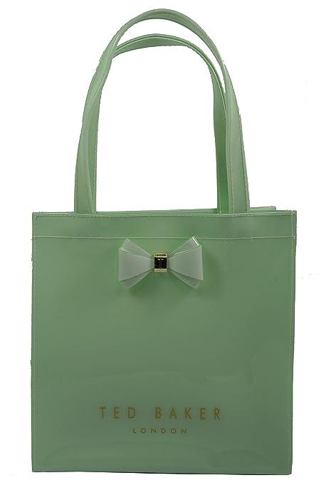 Ted Baker Womens Green PVC Aracon Small