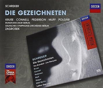 Amazon.com: Schreker: Die Gezeichneten: Music