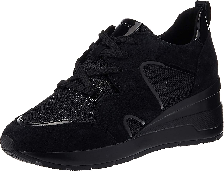 Geox D948LA 022DV C9999 Sneakers Frau