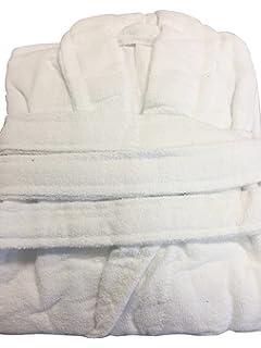 ATAT-1 En Albornoz 100% algodón Turco algodón, X-Large