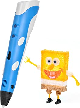 Pluma De Impresión 3D, Lauva Inteligente 3D Pen Pluma DIY Lápiz ...
