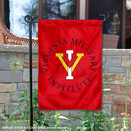 VMI Keydets Car and NCAA Auto Flag