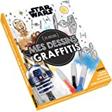 STAR WARS - Les Ateliers Disney - Coffret - Mes dessins graffitis