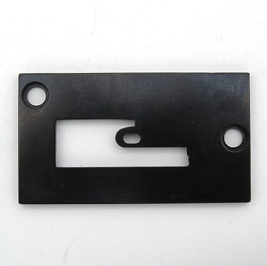 KUNPENG -1 piezas# 91610 PLACA DE AGUJA ajuste para SINGER 45K SEWING MACHINE: Amazon.es: Hogar