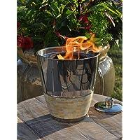 Starlite Garden and Patio Torche Firepot Torch Decor, Lahaina