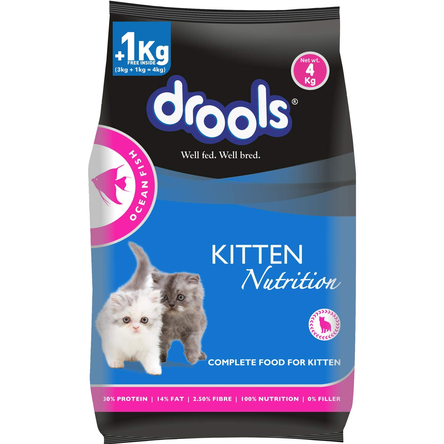best cat food for kittens in india
