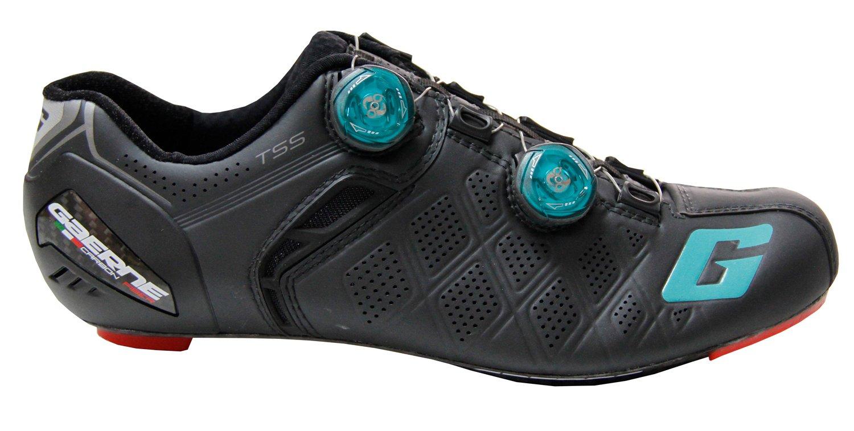 gaerne(ガエルネ) 自転車 ロードバイク ビンディングシューズ カーボン Gスティロ+ ブラック チェレステ 25.5 3601 040   B075D4VZ57
