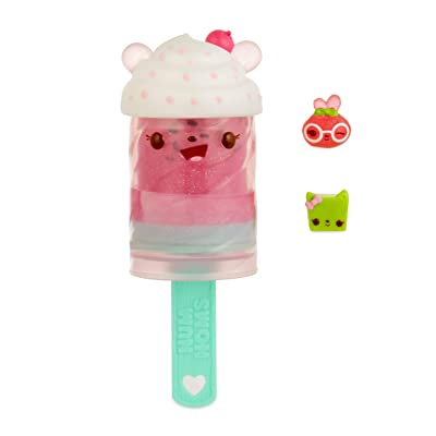 Num Noms Snackables Melty Pops Melon Pop with Scented Melting Slime: Toys & Games