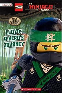 Lloyd A Heros Journey The LEGO NINJAGO MOVIE Reader