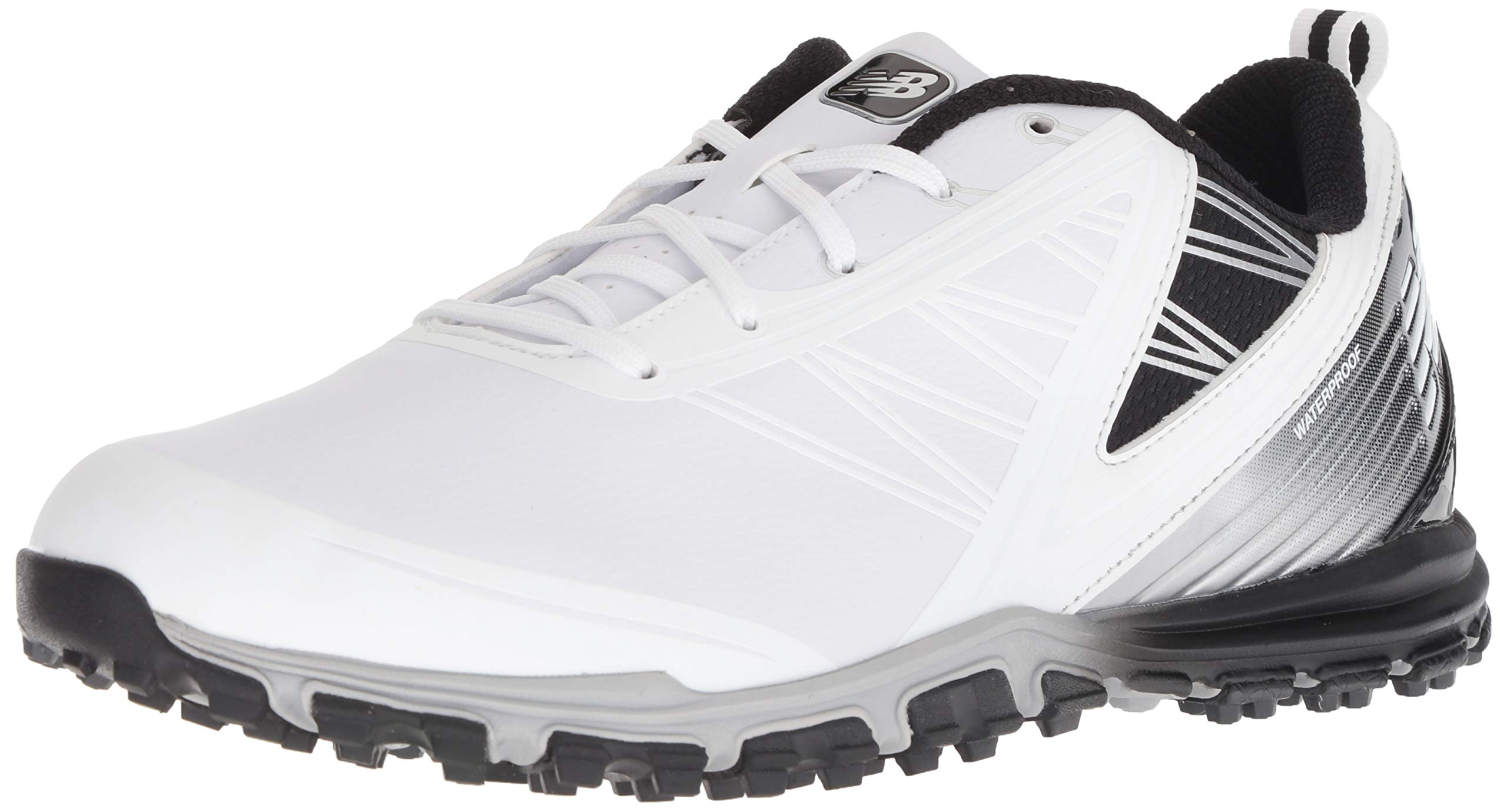 New Balance Men's Minimus SL Waterproof Spikeless Comfort Golf Shoe