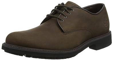 timberland zapato de piel plain toe