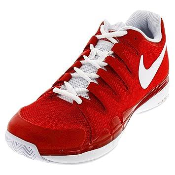 Nike Zoom Vapor 9.5 Tour University Red/White Men's Tennis Shoes