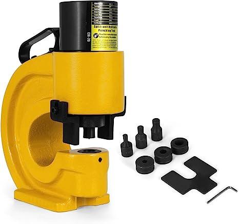 CP-700 4 Paare Handwerkzeug Werkzeugstahl Hydraulischer Blechlocher Punch