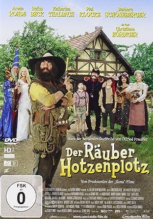 Der Räuber Hotzenplotz Amazonde Armin Rohde Martin Stührk