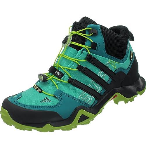 save off 36e73 e6a04 Adidas Terrex Swift R MID Gore - Zapatos de trekking para mujer, mujer, Terrex  Swift R Mid GTX W, azul, 41 EU  Amazon.es  Deportes y aire libre