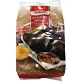 Weiss Filled Gingerbread Hearts, Dark Chocolate, 5.29 oz