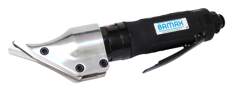 bamax AT0046 Blechschere pneumatisch für schweres Profi, schwarz ...