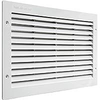 La ventilación par3823b Rejilla de ventilación de plástico