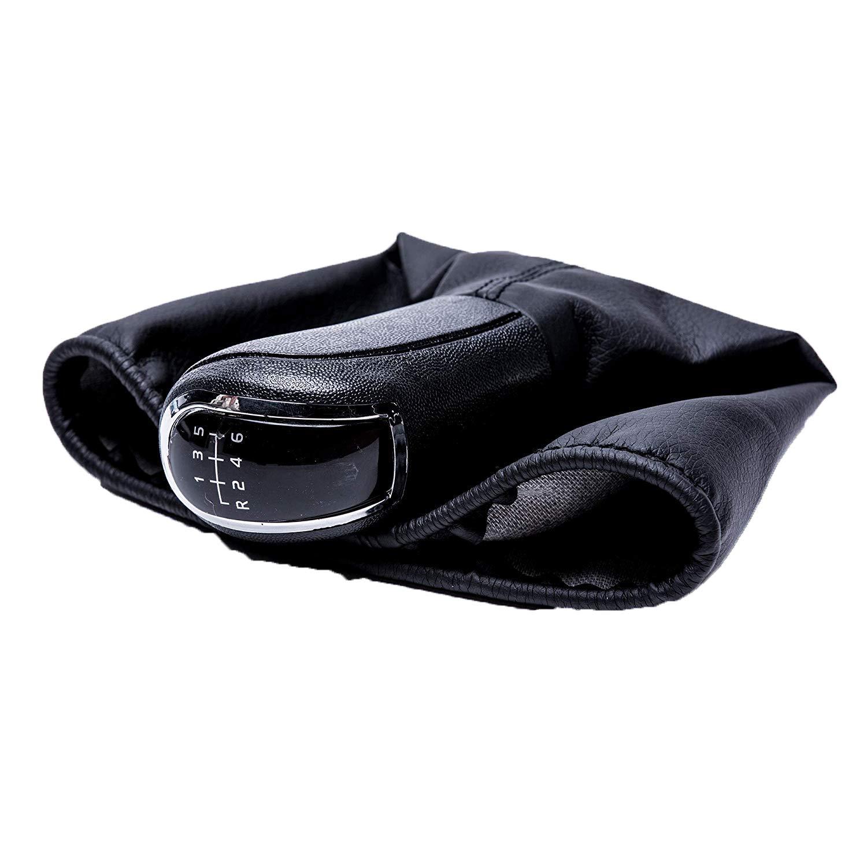 5 Velocidades SFONIA Coche Pomo Palanca de Cambios Stick Head Shifter Cubierta de Polvo Clase C W203 S203 W202 BJ 1993-2001 Clase A W168 1997-2004