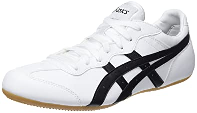 ASICS Whizzer Lo Mens Sneakers/Shoes-White-7.5