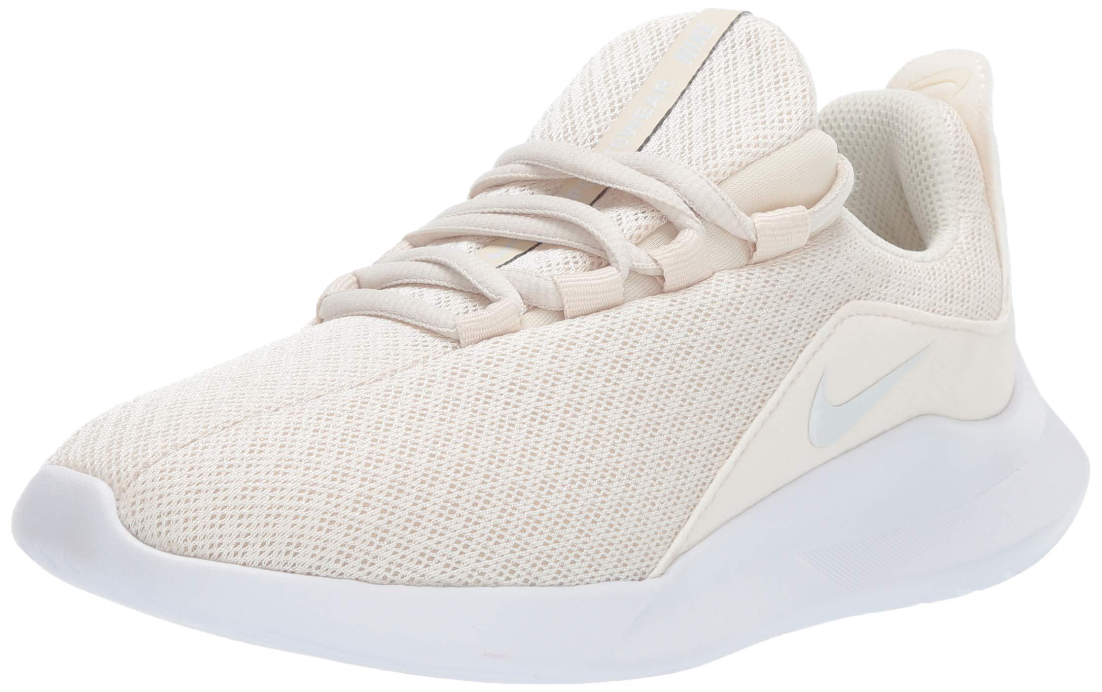 timeless design f871e 5d652 Galleon - Nike Women s Viale Running Shoe, Light Cream Pure Platinum-White,  10 Regular US