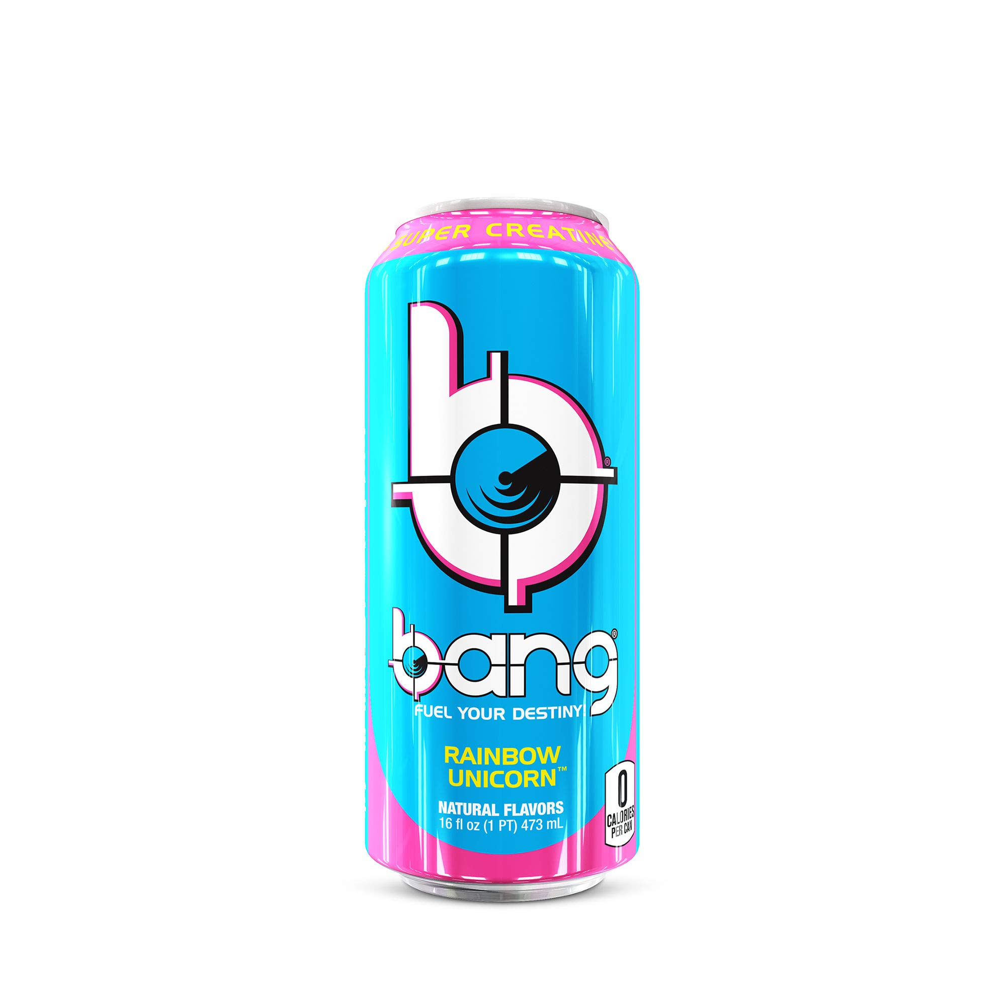 14b7c5003ff Amazon.com : VPX (Vital Pharmaceuticals) Bang Energy Drink with Zero ...