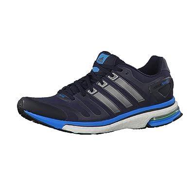 buy popular 85919 fadf9 adidas Adistar Boost Running Shoes - 14.5 Black