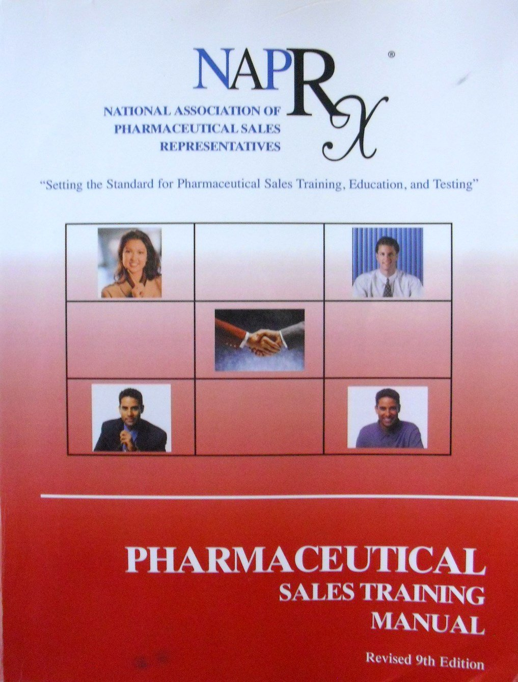 Pharmaceutical Sales Training Manual Setting The Standard For