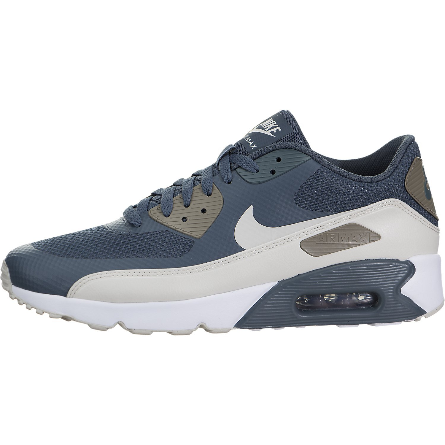 Nike Air Max 90 Ultra 2. 0 Blue Fox 875695 401 Mens Running Shoes 875695 401