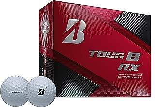 product image for Bridgestone Tour B RX Feel and Distance Golf Balls Low Average Score (2 Dozen)
