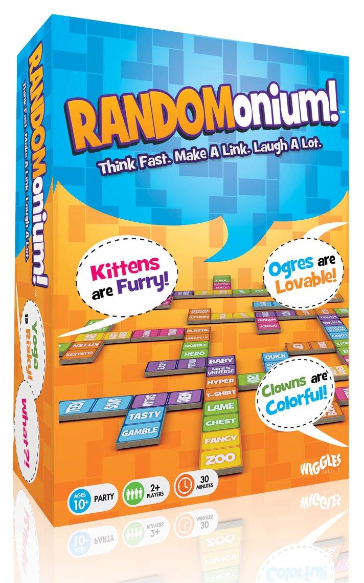 Wiggles 3D Randomonium