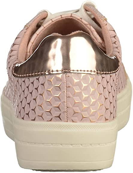 tamaris copper damen sneaker rosa 1-23604-27 902