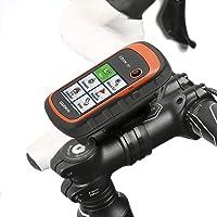 Wicked Chili Uchwyt rowerowy do Garmin eTrex, Dakota, Oregon, Approach, Astro, GPSMAP (dokładnie dopasowany, QuickFix, z…